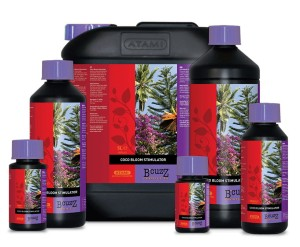 B'CUZZ COCO BLOOM STIMULATOR, 5L, STYMULATOR KWITNIENIA DO KOKOSU, ATAMI