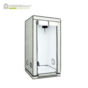 80x80 x180cm, HOMEBOX AMBIENT WHITE PLUS Q80+, PAR+, GROWBOX, SZAFA, NAMIOT UPRAWOWY