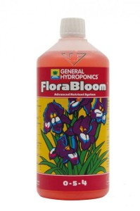 FLORA BLOOM,  0.5L/500ML, NAWÓZ NA KWITNIENIE, GENERAL HYDROPONICS - GHE